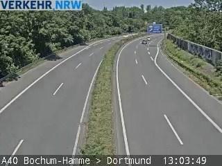 Blickrichtung Dortmund